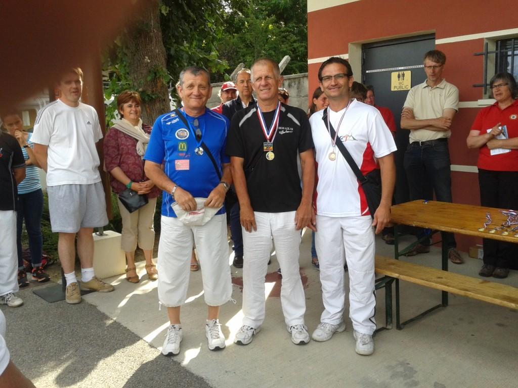 Philippe Médaille de Bronze !